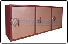 All Steel Wall Mounted Pantry Cupboards Steel Furniture in Sri